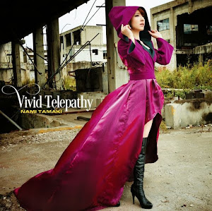 「Vivid Telepathy」 - Limited Ed. (CD+DVD)