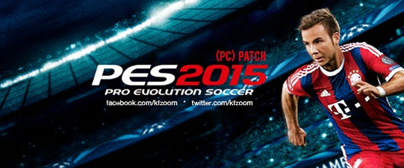 PES 2015 PC Patch