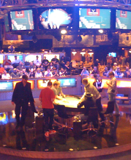 Phil Ivey busts out in fifth at Event No. 32 at the 2012 WSOP