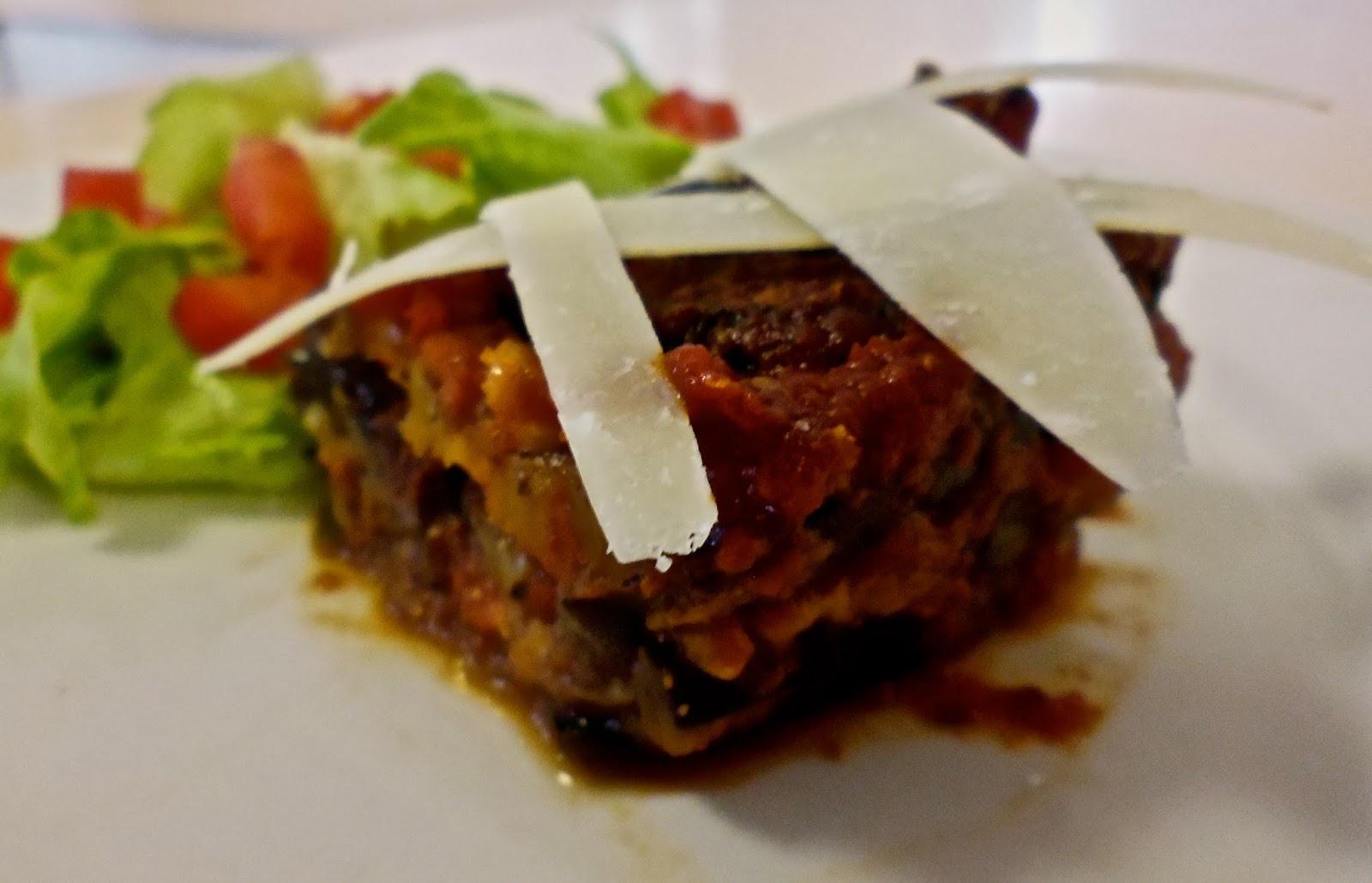Light Eggplant Parmigiana | Live Italian