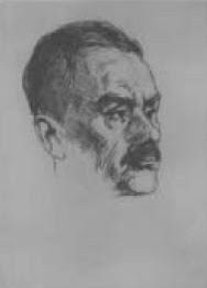 ets van Thomas Mann door Heinrich Gottselig