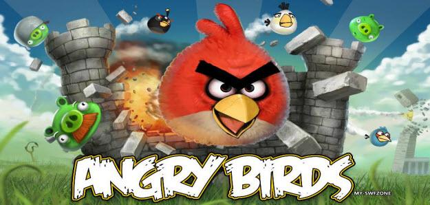 Angry Birds Flash Game, game animasi flash online