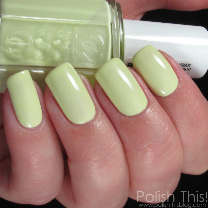 Essie Summer 2015 Peach Side Babe Collection - Swatches and Review ...