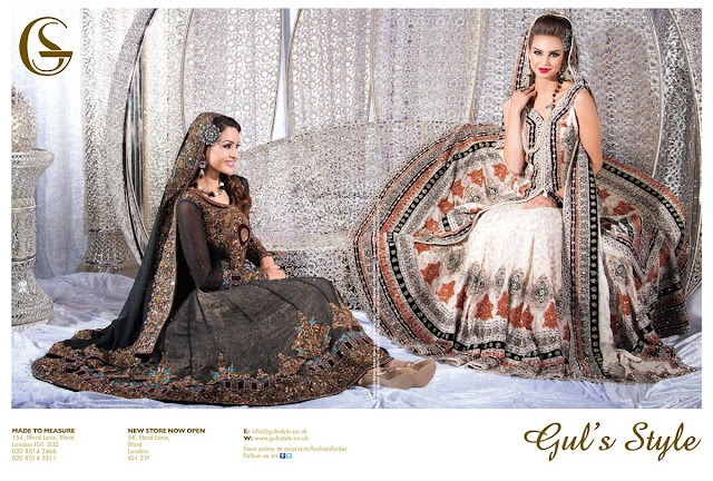 BridalDressesforWedding252842529 - Bridal Dresses for Wedding by Gul Style Collection