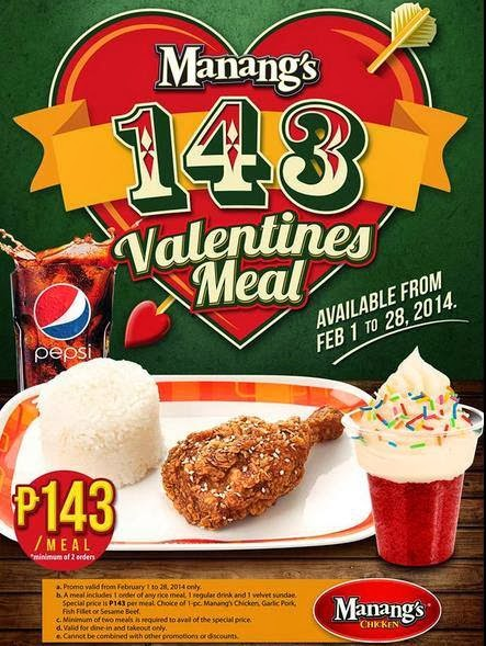 Valentine S Day Offers In Davao City Chic Foodies