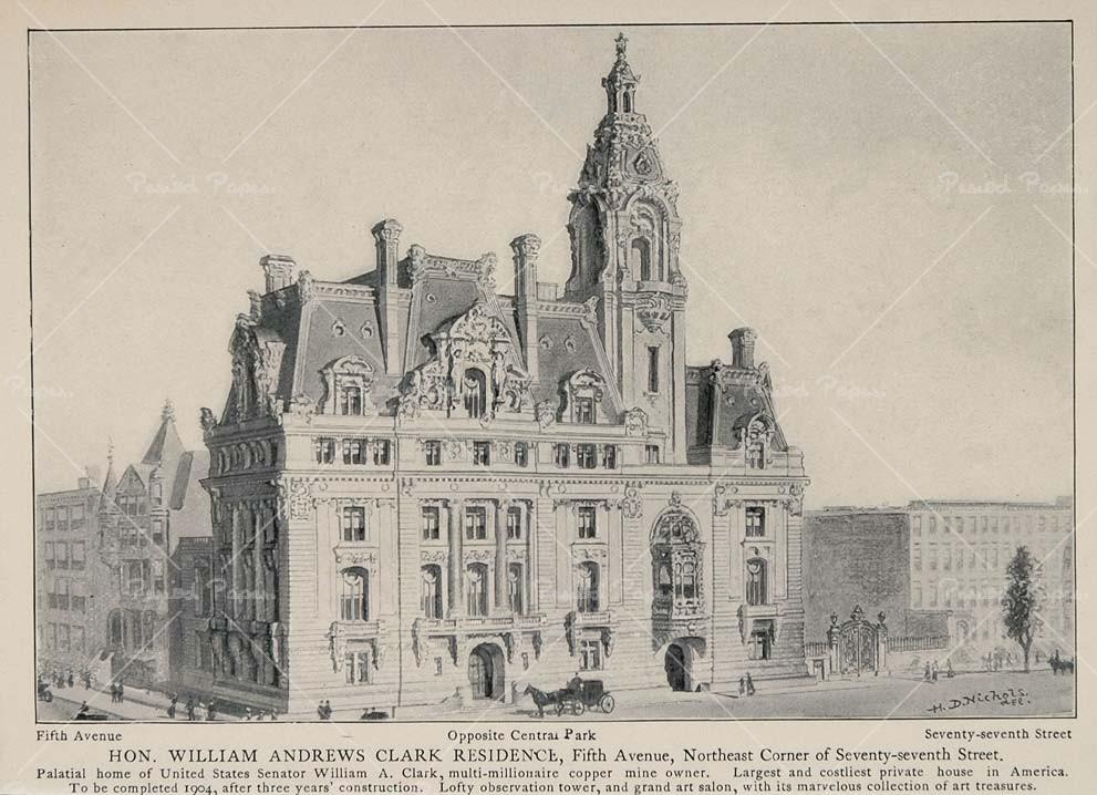William Clark Mansion | 1889 Victorian House Restoration