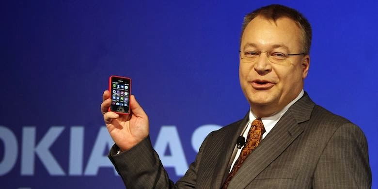 Go Finland and Nokia CEO Bonus money