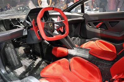 Lamborghini Ferruccio Interior Lamborghini Interior Was