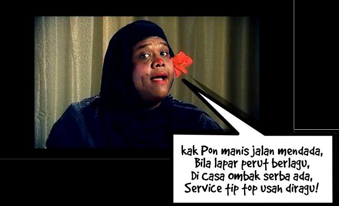Buffet Ramadhan casa ombak, ombak creative, wedding planner, event planner, buffet murah sedap, dekorasi, photo booth, birthday planner, lelaki bertudung, pantun lawak