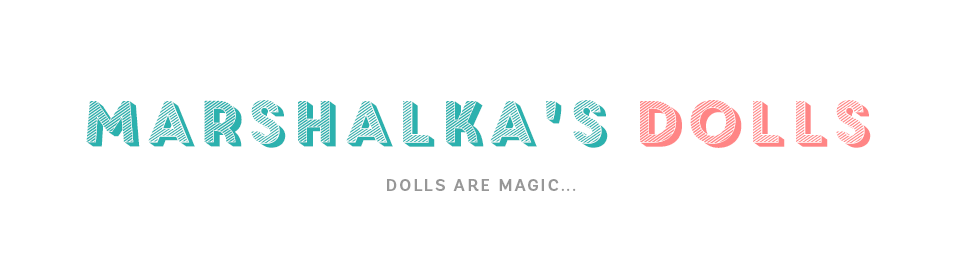 Marshalka's dolls. Barbie, Integrity Toys and much more.