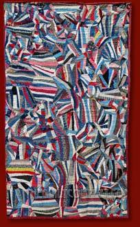 crazy quilt shards