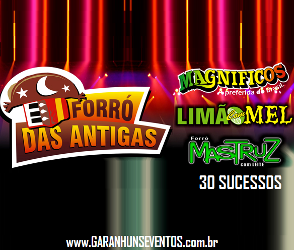 DOWNLOAD CD FORRÓ DAS ANTIGAS