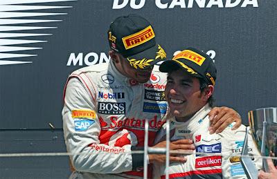 FÓRMULA 1-Hamilton a Mercedes, Pérez a McLaren y Schumacher se retirará