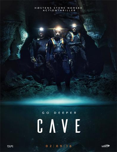 Ver La cueva, descenso al infierno (2016) Online