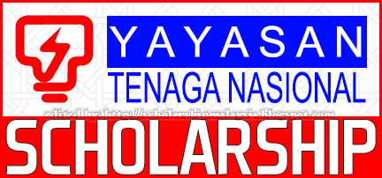 Yayasan Tenaga Nasional Scholarship for First Degree at local public universities.