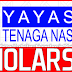 Yayasan Tenaga Nasional Scholarship (First Degree) 2013