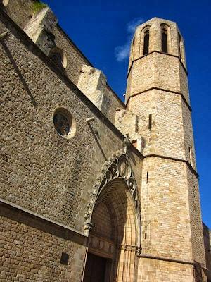 Pedralbes Monastery in Barcelona