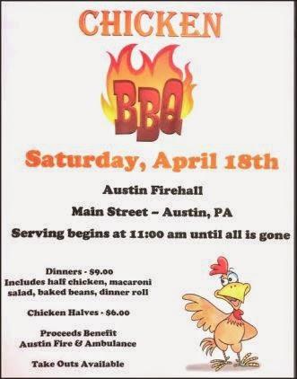 4-18 Chicken BBQ, Austin VFD