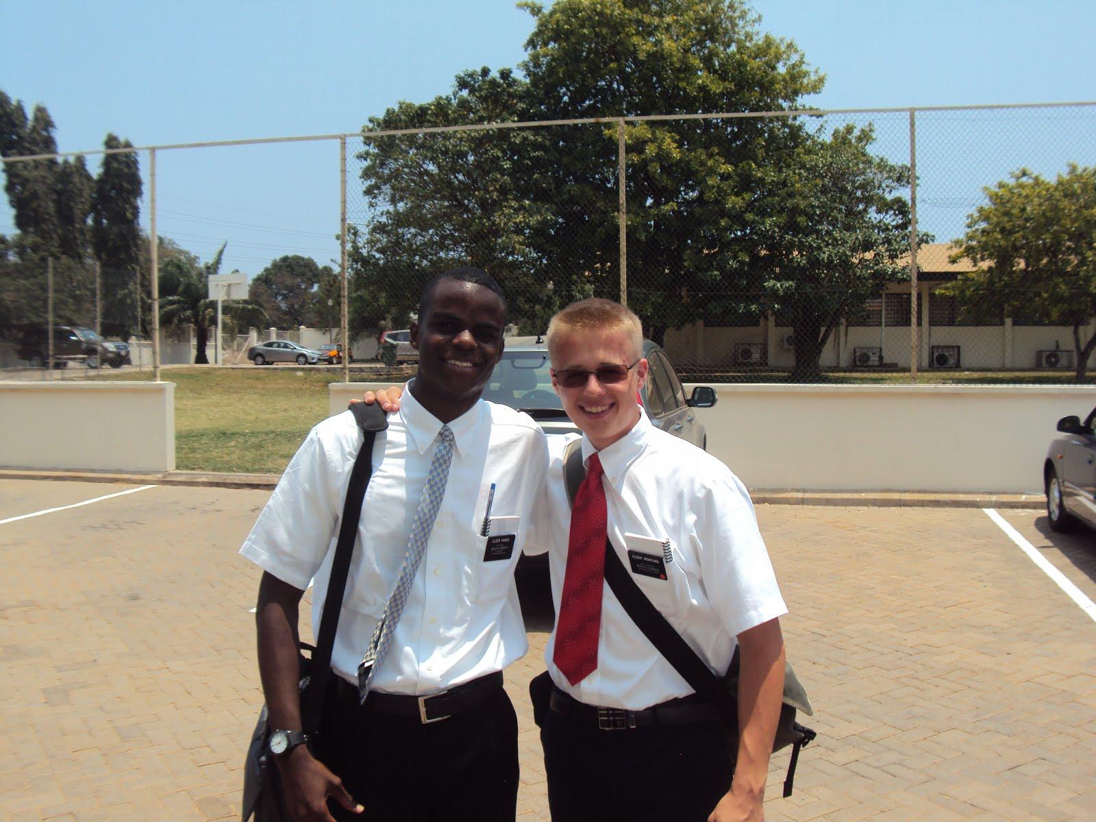 KANDA & MORFORD ( GHANA )