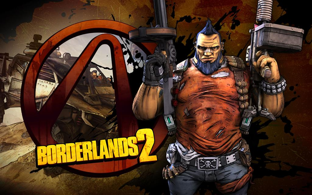 Borderlands HD & Widescreen Wallpaper 0.16600650254414