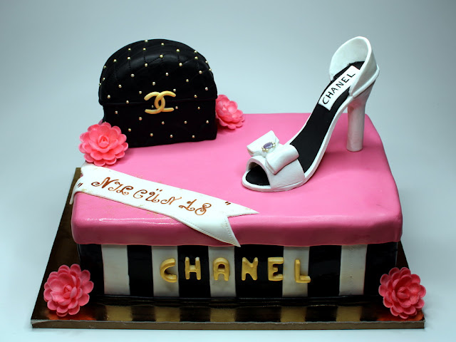18 Birthday Cake - Chanel Cake in London