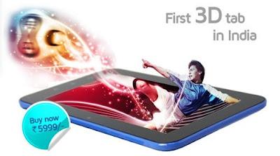 Swipe Tab X74 3D Life