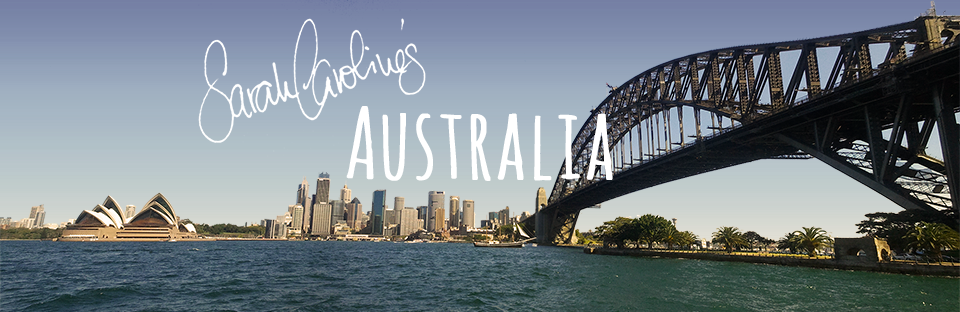 Sarah Carolines Australien :: Blogg om livet som utvandrad svensk i Sydney