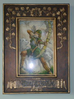 The Archer, Wildwood Tarot, Will Worthington, Tarot Thrones