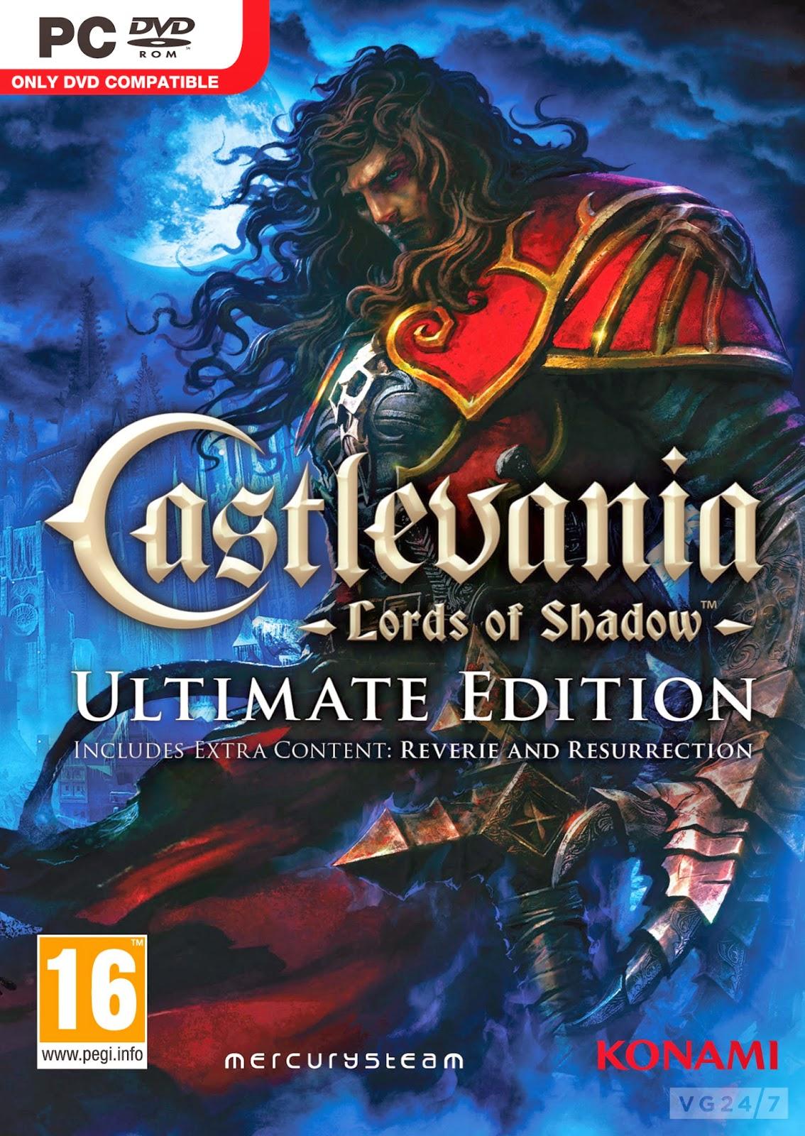 Castlevania Lords of Shadow 2 - PC BlackBox