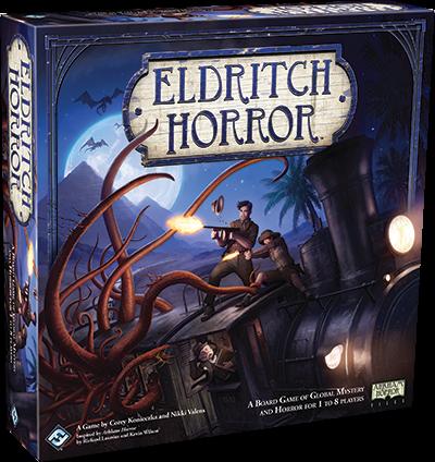 caja básica eldritch horror