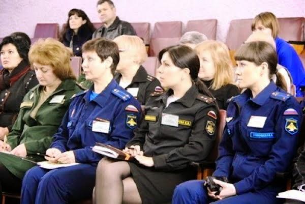 Школа военных психологов