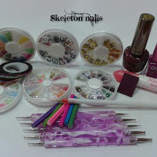 Skeleton Nails de Sorteo