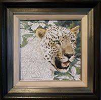 Leopard by Lee Kromschroeder