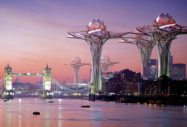 Gelecek yüz yılın şehirleri, parkları nasıl olacak?
