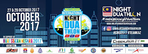 Cyberjaya Night Duathlon 2017 - 27 October 2017