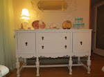 Sideboard Makeover