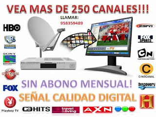 Tv Satelital Arequipa