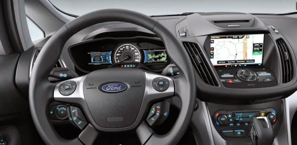 Cars Interest Ford 2013 C Max Hybrid