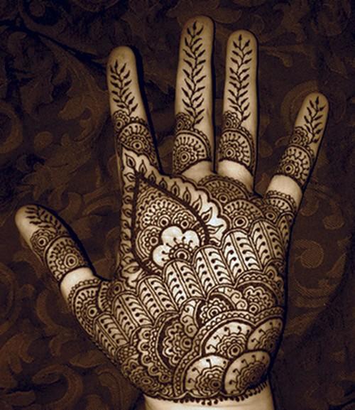Mehndi Patterns For Brides : Latest indian sudani pakistani arabic arabian mehndi