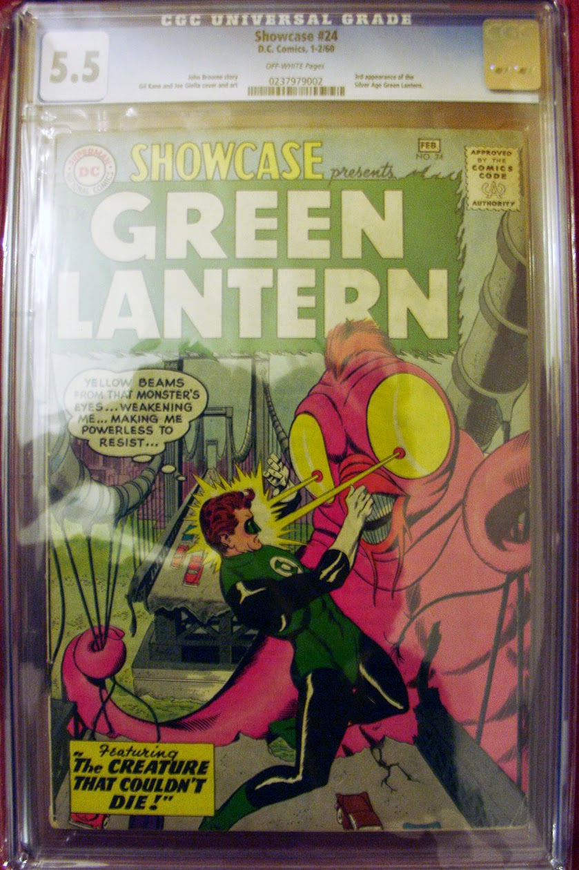http://www.totalcomicmayhem.com/2015/01/showcase-24-cgc-55-fn-minus.html