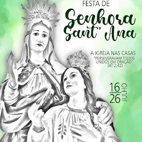 Festa Senhora Sant'Ana 2020