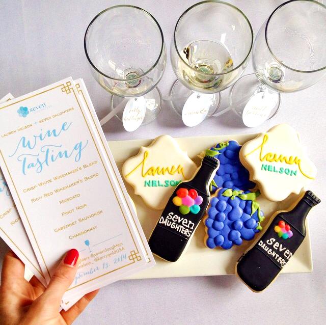 Wine Tasting with Lauren Nelson