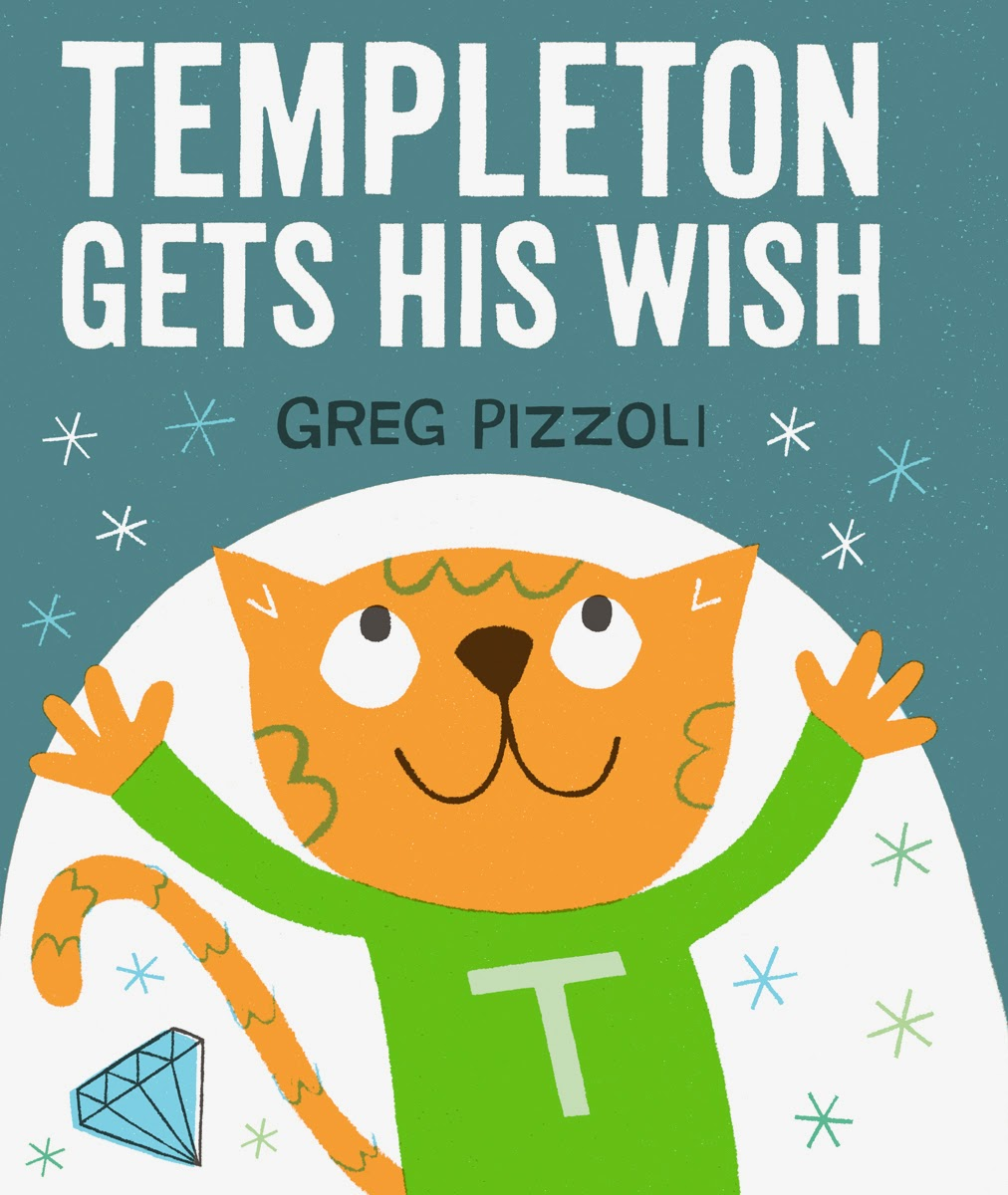 Pre-Order TEMPLETON GETS HIS WISH