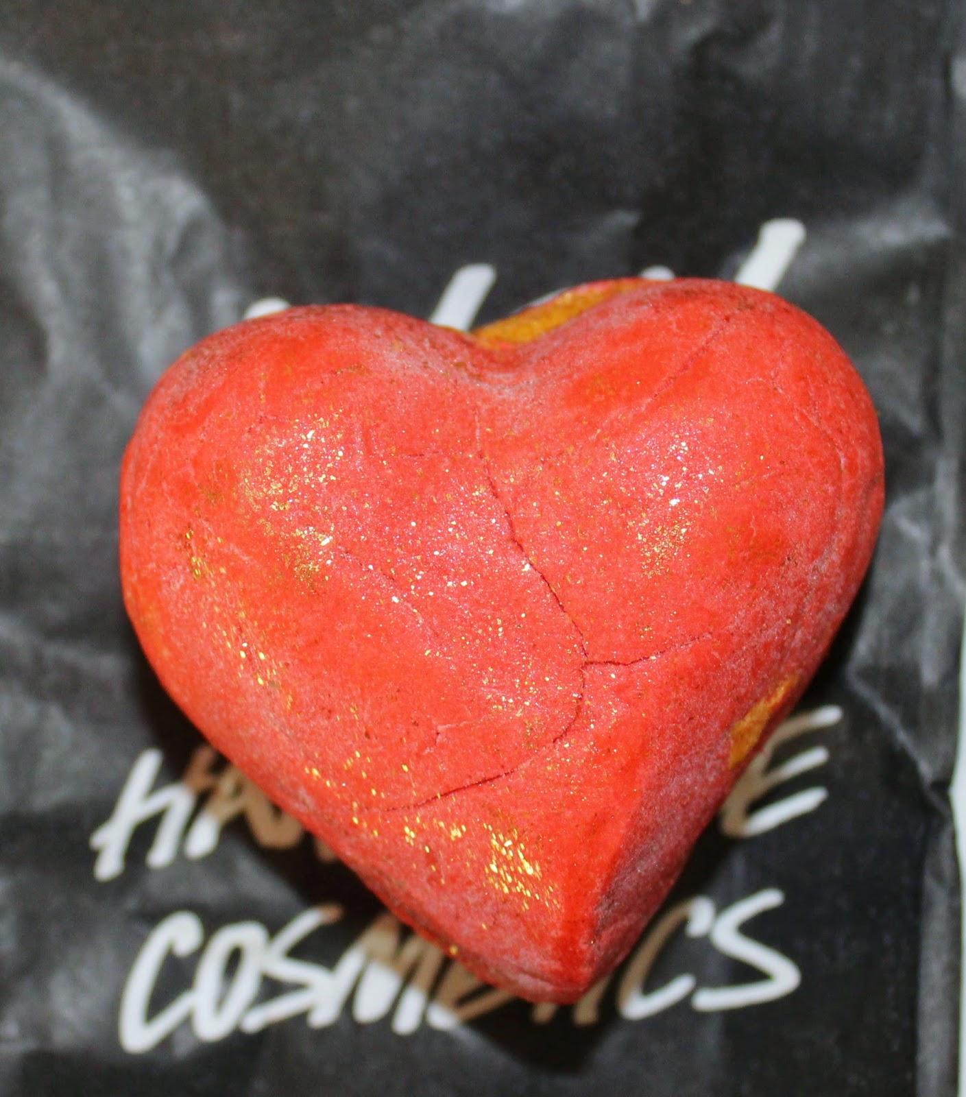 Lush Heart Throb