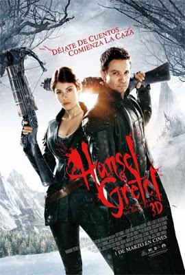 hansel y gretel. cazadores de brujas 16491 Hansel y Gretel: Cazadores de brujas (2013) Español Latino DvdRip
