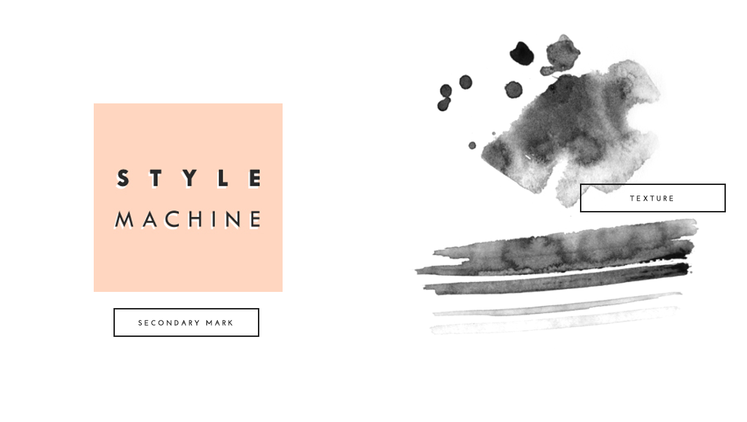 Logo & Branding for StyleMachineBlog.com by Rive Gauche Craft