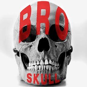 BroSkull Logo