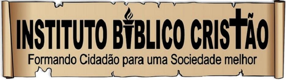 INSTITUTO BÍBLICO CRISTÃO