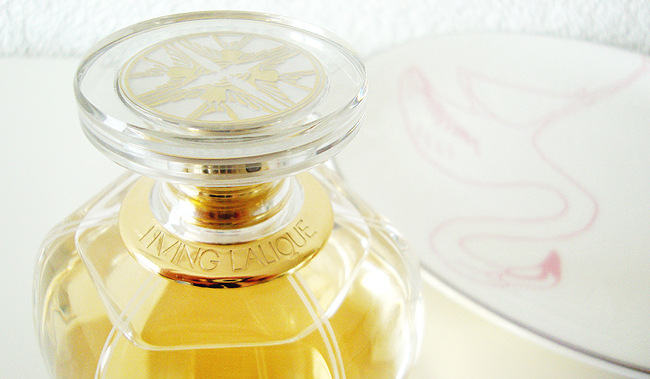 Living Lalique, review, perfume