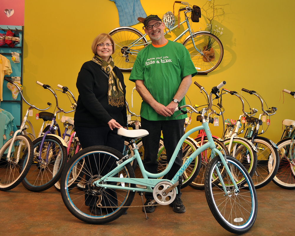 Century Cycles Blog Electra Bicycle Giveaway Winner Announced